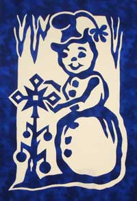 2-fabric-applique-snow-lady